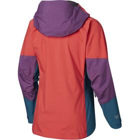 Mountain Hardwear Exposure/2 Gore-Tex Pro Jacket Dame fiery red